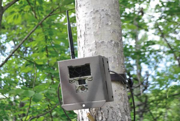 TREL3G-Rセキュリティパッケージ 設置写真