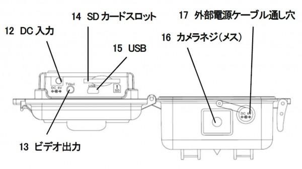 乾電池式防犯カメラのブログ写真⑩ (1)