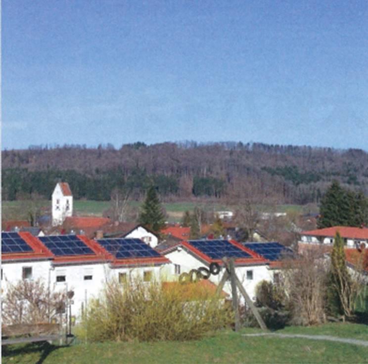 ドイツの太陽光発電